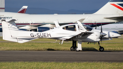 G-SUEM - Diamond DA-42 Twin Star - Sue Air