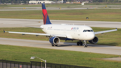 N320US - Airbus A320-211 - Delta Air Lines