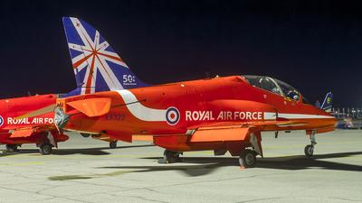 XX322 - British Aerospace Hawk T.1A - United Kingdom - Royal Air Force (RAF)