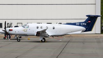 OE-EPH - Pilatus PC-12/47E - Goldeck Flug