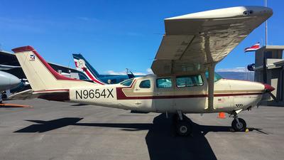 N9654X - Cessna 210B Centurion - Costa Rica - Ministry of Public Security