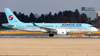 HL8312 - Airbus A220-300 - Korean Air