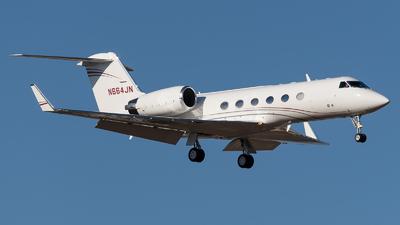 N664JN - Gulfstream G-IV - Private