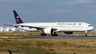 HZ-AK20 - Boeing 777-368ER - Saudi Arabian Airlines