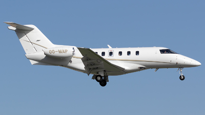 OO-MAP - Pilatus PC-24 - European Aircraft Private Club (EAPC)