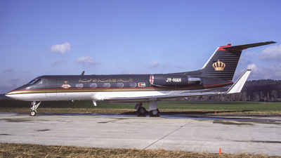 JY-HAH - Gulfstream G-III - Jordan - Government