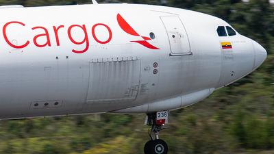 N336QT - Airbus A330-243F - Avianca Cargo