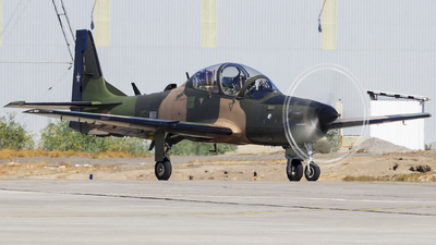 454 - Embraer A-29B Super Tucano - Chile - Air Force