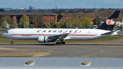C-FPIJ - Boeing 767-33A(ER)(BDSF) - Cargojet Airways