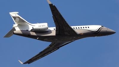 CS-DTT - Dassault Falcon 7X - Vinair