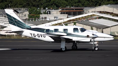 TG-GVO - Piper PA-31T Cheyenne I - Private