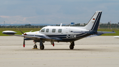 D-ITEM - Piper PA-31T2 Cheyenne II XL - Private