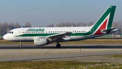 A picture of EIIMS - Airbus A319111 - Alitalia - © Luca Cesati