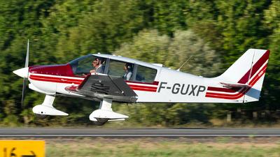 A picture of FGUXP - Robin DR400/180 - [2487] - © Aleksander Kalinowski