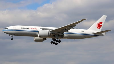 B-2098 - Boeing 777-FFT - Air China Cargo