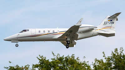 EC-JVM - Bombardier Learjet 60 - Aerodynamics Málaga