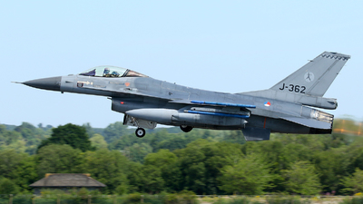 J-362 - General Dynamics F-16AM Fighting Falcon - Netherlands - Royal Air Force