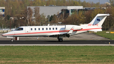OO-LFS - Bombardier Learjet 45 - Abelag Aviation