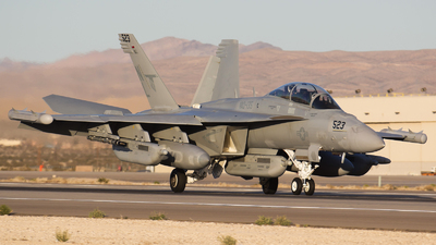 166943 - Boeing EA-18G Growler  - United States - US Navy (USN)