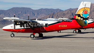 N142SA - De Havilland Canada DHC-6-300 Twin Otter - Scenic Airlines
