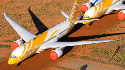 A picture of 9VOFD - Boeing 7878 Dreamliner - Scoot - © Yohane