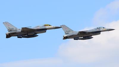 KH19-14/37 - General Dynamics F-16A Fighting Falcon - Thailand - Royal Thai Air Force