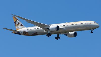 A6-BMA - Boeing 787-10 Dreamliner - Etihad Airways