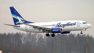 VQ-BIP - Boeing 737-76N - Yakutia Airlines