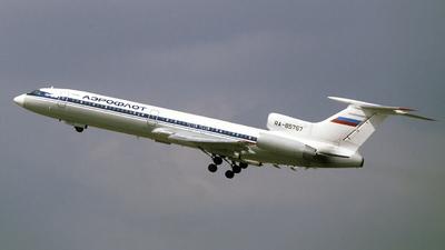RA-85767 - Tupolev Tu-154M - Aeroflot