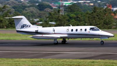 XA-SKA - Gates Learjet 25D - Private