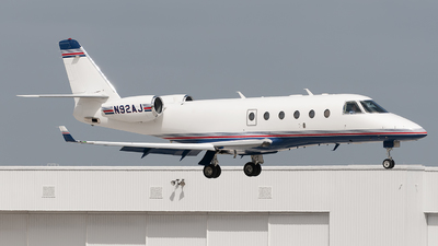 A picture of N92AJ - Gulfstream G150 - [209] - © Mark Lawrence