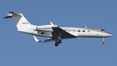 A picture of N817AF - Gulfstream G450 - [4352] - © Jose R. Ortiz