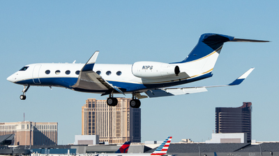 N1PG - Gulfstream G650ER - Private