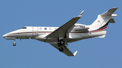 N379QS - Embraer 505 Phenom 300 - NetJets Aviation