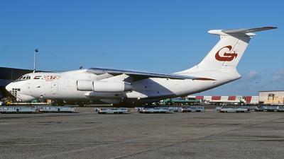 3C-KKF - Ilyushin IL-76TD - GATS Airlines