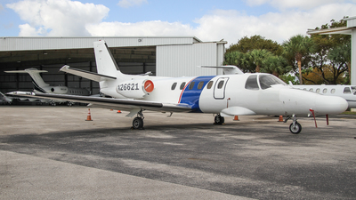 A picture of N26621 - Cessna 550 Citation II - [5500593] - © FXE_aviation