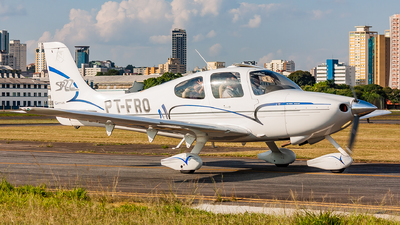 PT-FRO - Cirrus SR22 - Private