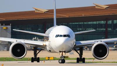 9V-SWD - Boeing 777-312ER - Singapore Airlines