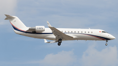 C-GDTD - Bombardier CL-600-2B19 Challenger 850 - Flightexec
