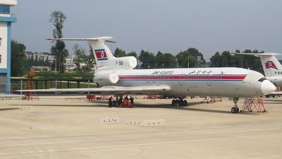 A picture of P561 - Tupolev Tu154B2 - Air Koryo - © Yueh Cathay