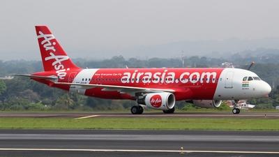 CC-BAP - Airbus A320-214 - AirAsia India