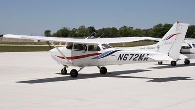 N672MA - Cessna 172R Skyhawk - Lewis University