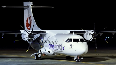 F-WNUC - ATR 42-600 - Hokkaido Air System (HAC)