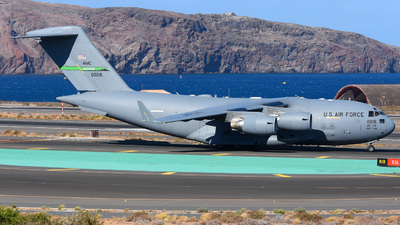 10-0216 - Boeing C-17A Globemaster III - United States - US Air Force (USAF)