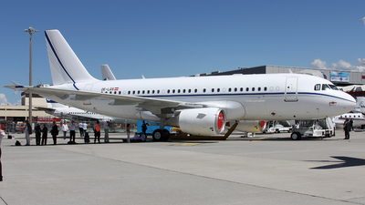 OE-LGS - Airbus A319-115X(CJ) - AAA Aviation
