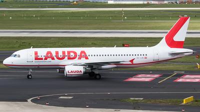 OE-LMC - Airbus A320-214 - LaudaMotion