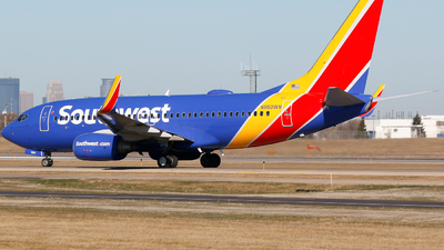 A picture of N950WN - Boeing 7377H4 - Southwest Airlines - © Alec Mollenhauer