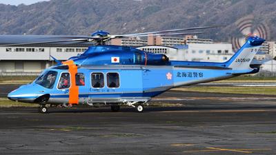 JA05HP - Agusta-Westland AW-139 - Japan - Police