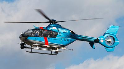 JA10PD - Eurocopter EC 135P2+ - Japan - Police