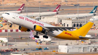 B-LDH - Airbus A300F4-605R - Air Hong Kong